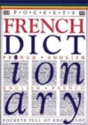 Image for Pockets French dictionary  : French English, English French