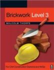 Image for Brickwork: Level 3 :