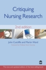 Image for Critiquing nursing research