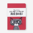 Image for Let's Make Some Great Art Notebooks