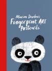 Image for Fingerprint Art Postcards