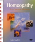 Image for Homeopathy for common ailments