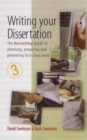 Image for Writing your dissertation  : how to plan, prepare and present successful work