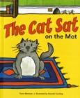 Image for The cat sat on the mat
