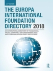 Image for The Europa international foundation directory 2018