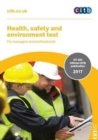 Image for Health, Safety and Environment Test for Managers and Professionals: Gt 200/17