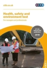 Image for Health, safety and environment test for managers and professionals : GT200/18