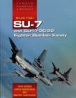 Image for Famous Russian aircraft  : Sukhoi Su-7 and Su-17/20/22 fighter bomber family