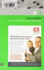 Image for Charities digest 2011  : selected charities & voluntary organisations