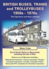 Image for British Buses, Trams and Trolleybuses 1950s-1970s : 8 : North Wales to Merseyside Including the Isle of Man