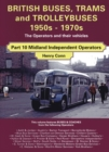 Image for British Buses and Trolleybuses 1950s-1970s : Midland Independents