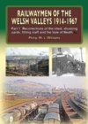 Image for Railwaymen of the Welsh Valleys 1914-67 : Part 1 : Recollections of Pontypool Road Engine Shed, Shunting Yards, Fitting Staff and the Vale of