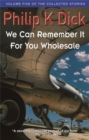 Image for We can remember it for you wholesale
