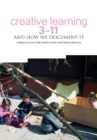 Image for Creative learning 3-11 and how we document it