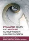 Image for Evaluating Equity and Widening Participation in Higher Education