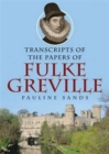 Image for Transcripts of the Papers of Fulke Greville