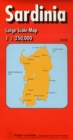 Image for Sardinia Regional Road Map