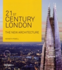 Image for 21st-century London  : the new architecture