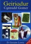 Image for Geiriadur Cynradd Gomer