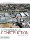 Image for Environmental Construction Handbook