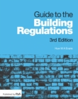 Image for Guide to the building regulations