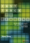 Image for Fast track to reading  : accelerated learning for EFL and ESOL students: Course book