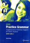 Image for ESOL practice grammar  : supplementary grammar support for ESOL students