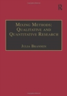 Image for Mixing methods  : qualitative and quantitative research