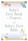 Image for Baby's First Book of Prayers and Baby's First Bible