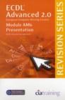 Image for ECDL advanced 2.0Module AM6,: Presentation using Microsoft Powerpoint : Module AM6