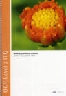 Image for OCR Level 2 ITQ - Unit 31 - Desktop Publishing Software Using Microsoft Publisher 2010