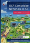 Image for OCR Cambridge Nationals in ICT for Unit R003 (Microsoft Excel 2010)