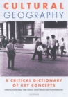 Image for Cultural geography  : a critical dictionary of key concepts
