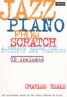 Image for Jazz piano from scratch  : a how-to guide for students and teachers