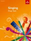Image for Singing prep test