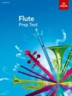 Image for Flute Prep Test