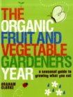 Image for Organic Fruit and Vegetable Gardener's Year