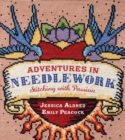 Image for Adventures in needlework  : stitching with passion
