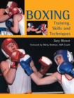 Image for Boxing  : training, skills and techniques