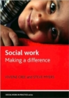 Image for Social work  : making a difference