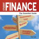 Image for Student finance  : the essential guide
