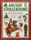 Image for Ancient civilizations  : how people lived around the world and through the ages
