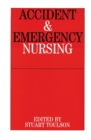 Image for Accident and emergency nursing