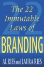 Image for The 22 immutable laws of branding