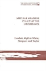Image for Nuclear weapons policy at the crossroads