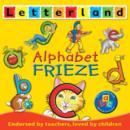 Image for Alphabet Frieze