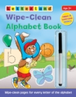 Image for Wipe-Clean Alphabet Book