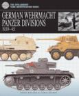 Image for German Wehrmacht Panzer divisions 1939-45