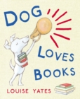 Image for Dog loves books