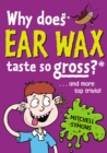 Image for Why does ear wax taste so gross?  : -- and more top trivia!